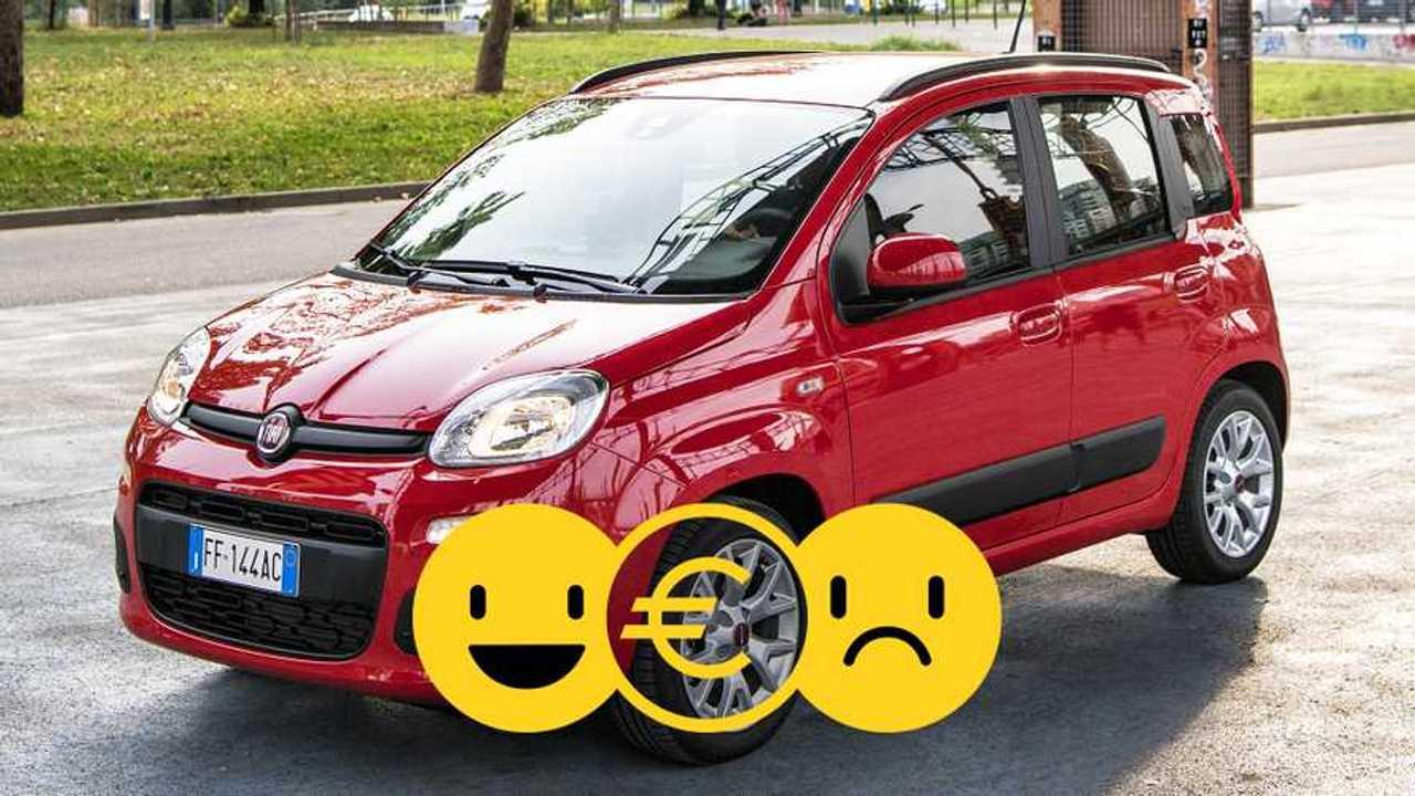 Fiat Panda, promozione novembre 2019