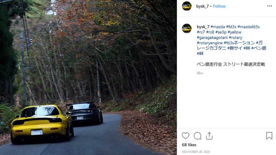 UK Site Shows Mazda RX-7 Topping 20 Most Popular Cars Of Instagram