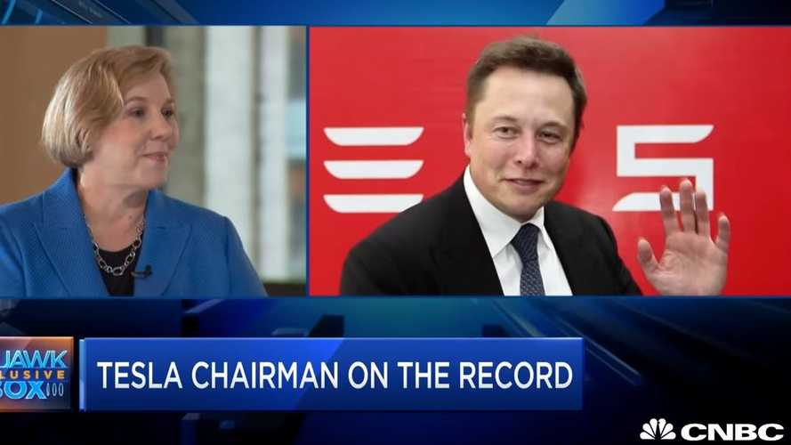 Tesla Chair Robyn Denholm Discusses Elon Musk's Outrageous Goals
