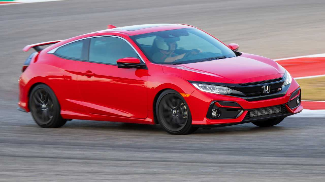 2020 Honda Civic Si: FIrst Drive