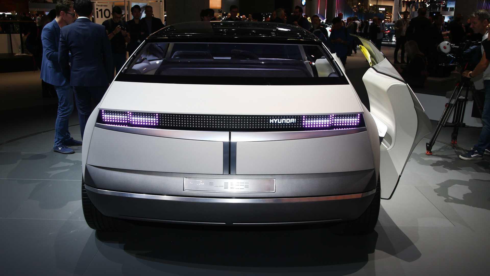 Hyundai 45 Concept: Frankfurt 2019