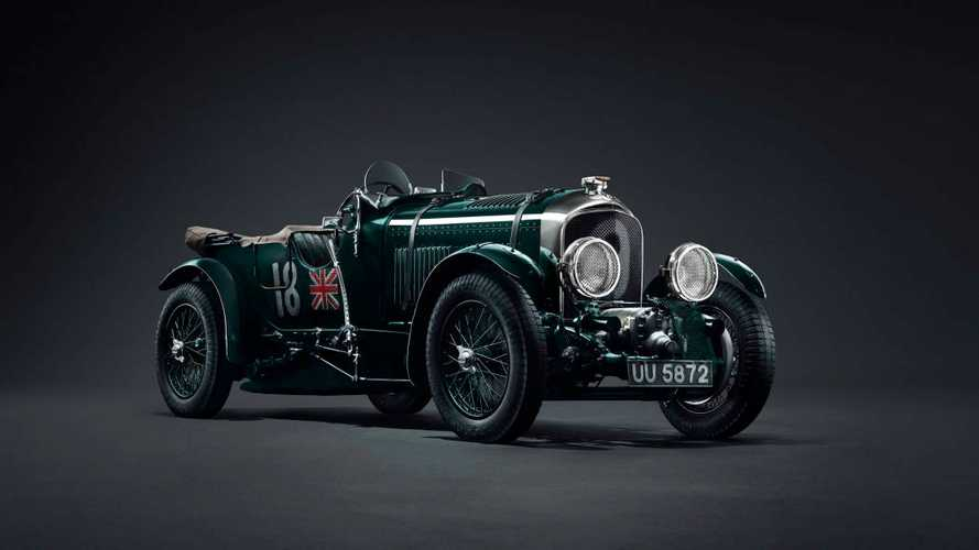 Bentley's Revered Heritage Car To Be Recreated