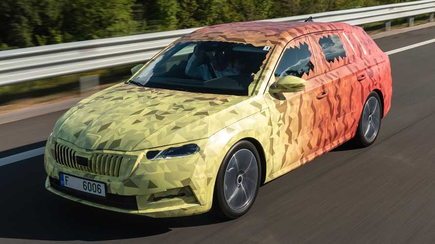 2020 Skoda Octavia Debuts Today: See The Livestream Here