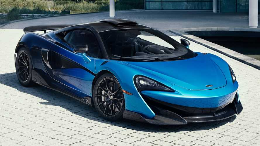 This McLaren 600LT with wicked fade lives in Canada