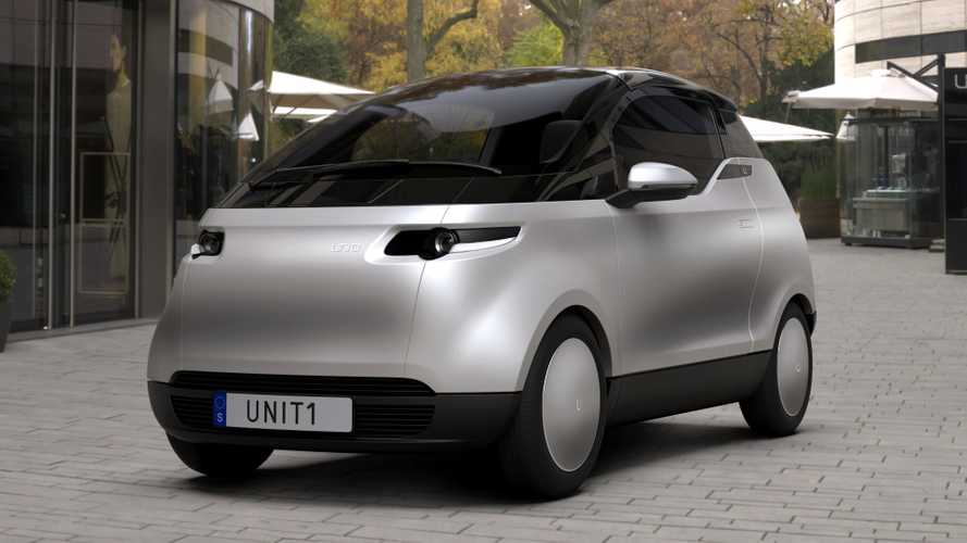 Uniti One: Den Elektro-Winzling gibt's ab etwa 21.000 Euro