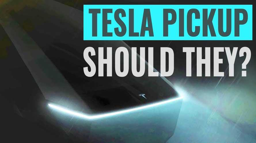 Discussion: Tesla Pickup Truck Renderings And Reveal Timing Concerns