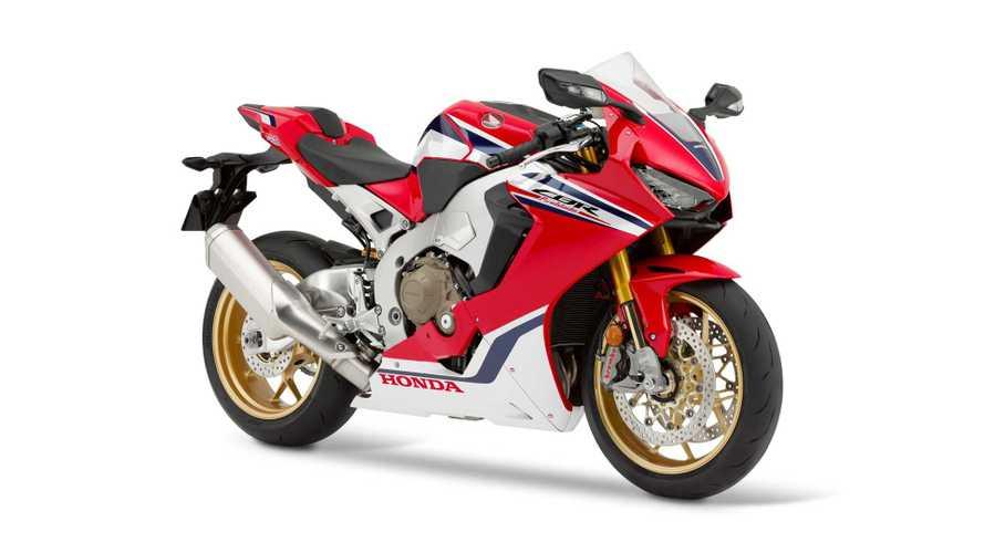 Honda CBR 1000RR Fireblade 2019 traz melhorias vindas da MotoGP