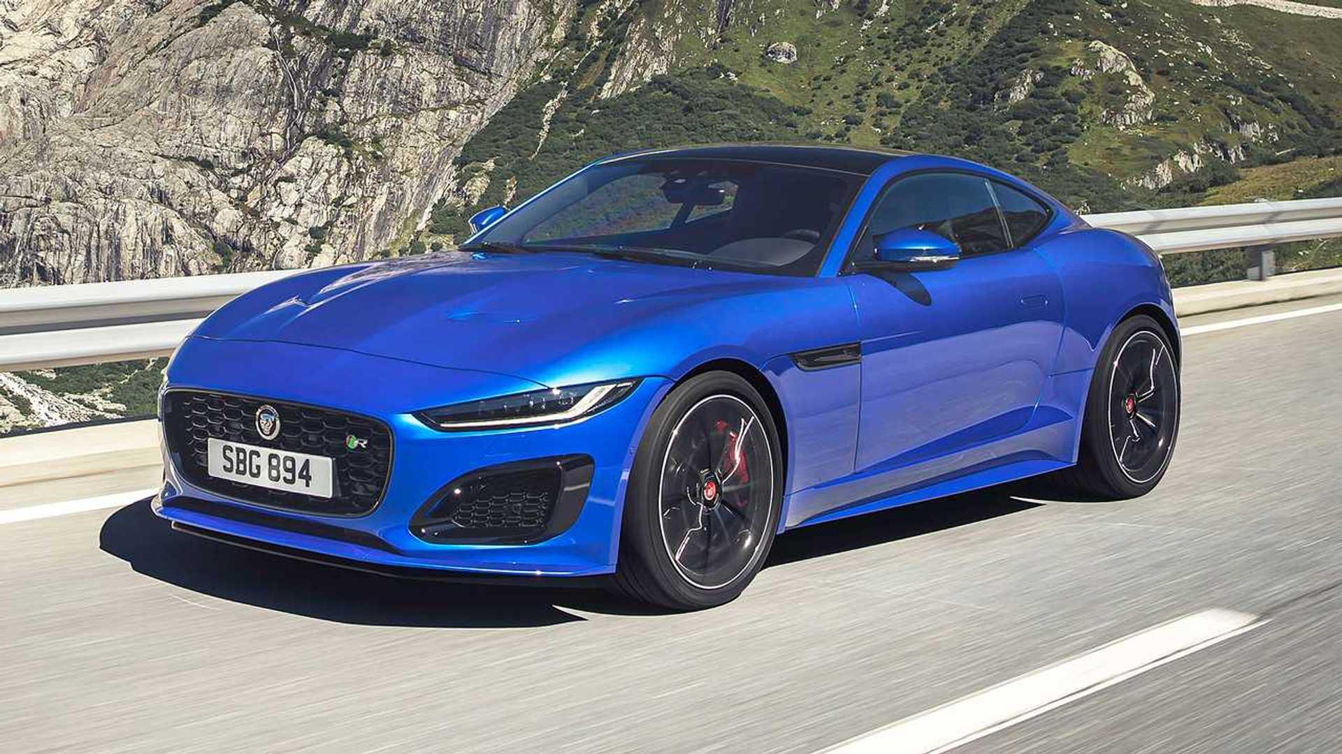 novo jaguar ftype 2021 afia design e atualiza motorzão v8