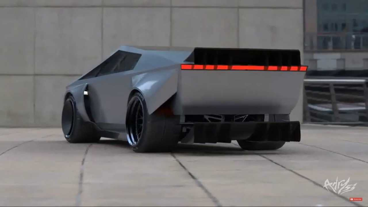 Two Different Designers Present The Same Idea: The Tesla Cybertruck Widebody
