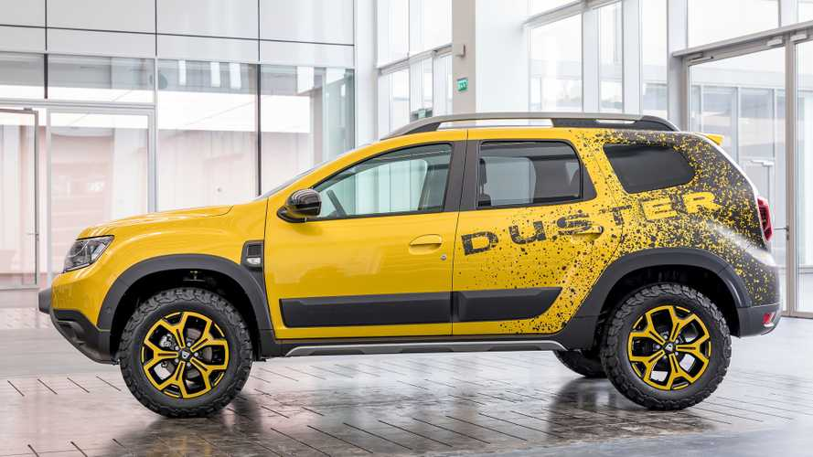 Dacia Duster Extreme Design