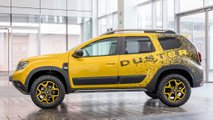 Dacia Duster - Conceito off-road