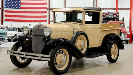 Own a 1931 ford model a pickup for well under 20k