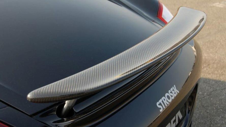 Porsche Cayman S By Strosek Motor1 Photos