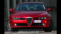Na Europa: Alfa Romeo 159 1750 TBi 2010 tem motor de 200cv do MiTo GTA