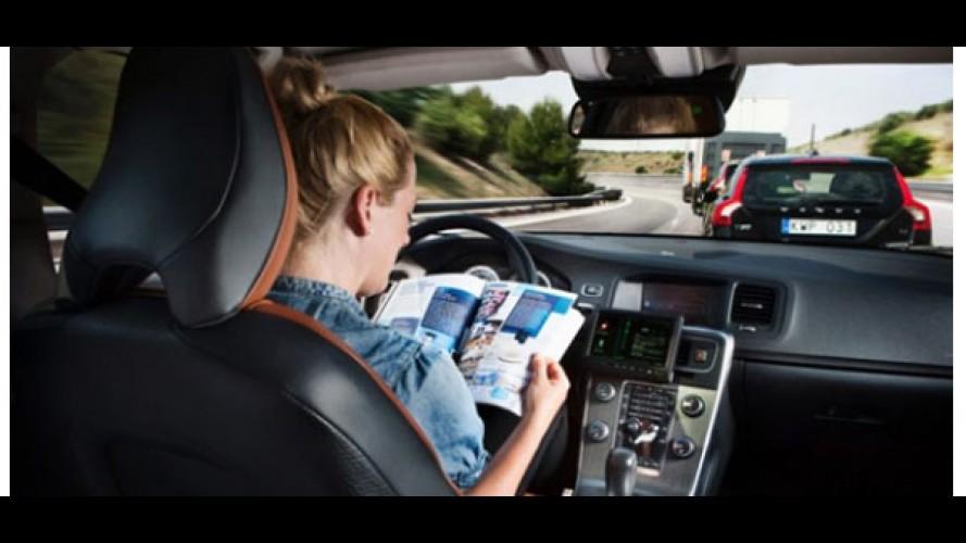Veículos autônomos? Só em 2025