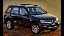 Suzuki lança Grand Vitara 2014 no Brasil a partir de R$ 75.490