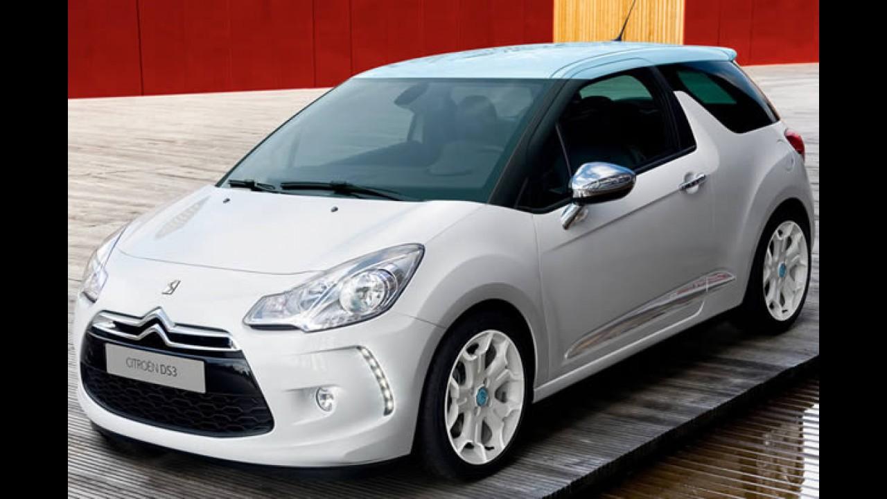 Brasil não receberá o Citroën DS3 em 2011