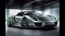 Porsche 960 terá motor 3.9 com quatro turbos e dois intercoolers
