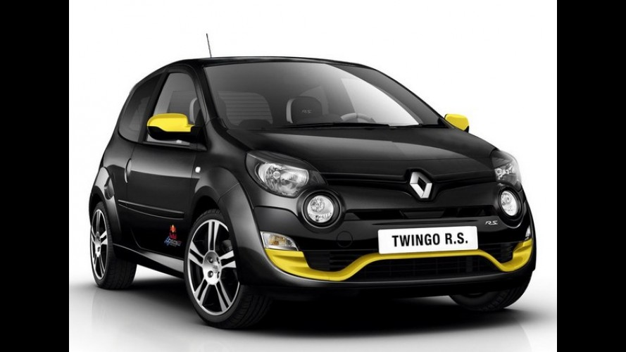 Futuro Renault Twingo terá motor traseiro