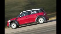 MINI Countryman WRC que vai disputar o Rally de Monte Carlo é apresentado