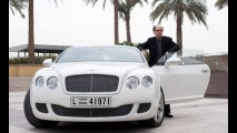 007: Bentley Continental GT é o novo carro de James Bond