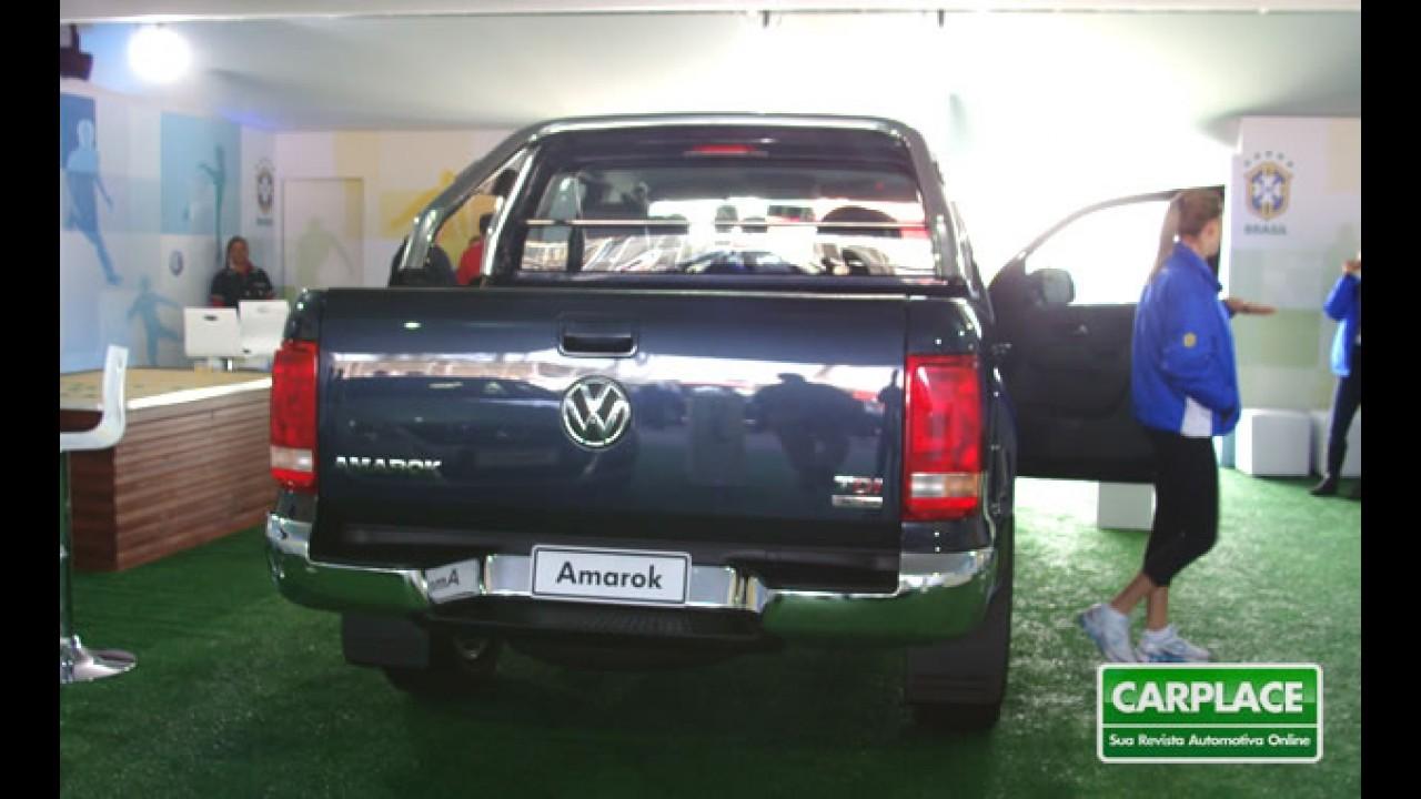 VW vende Amarok Highline com 2 anos de seguro e 1 ano de IPVA grátis