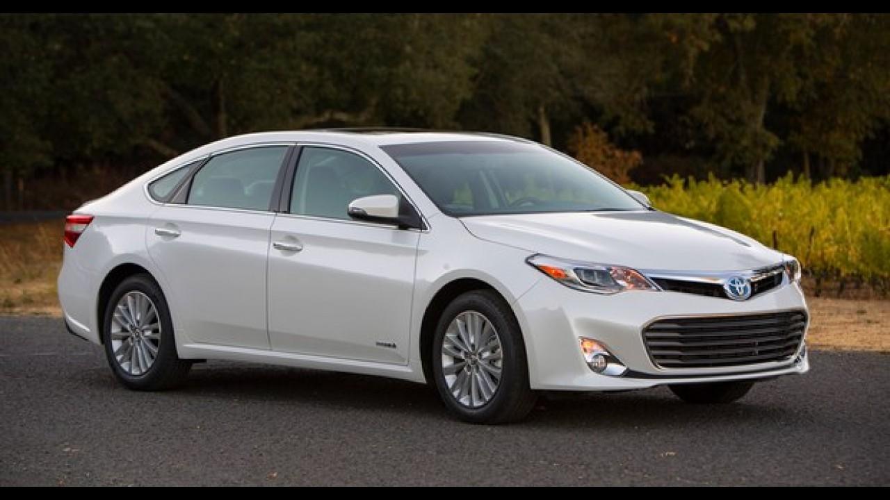 Toyota faz recall de 803 mil veículos nos Estados Unidos