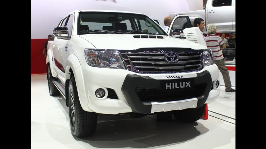 Mais cara da linha: Toyota Hilux Limited Edition custa R$ 155.650