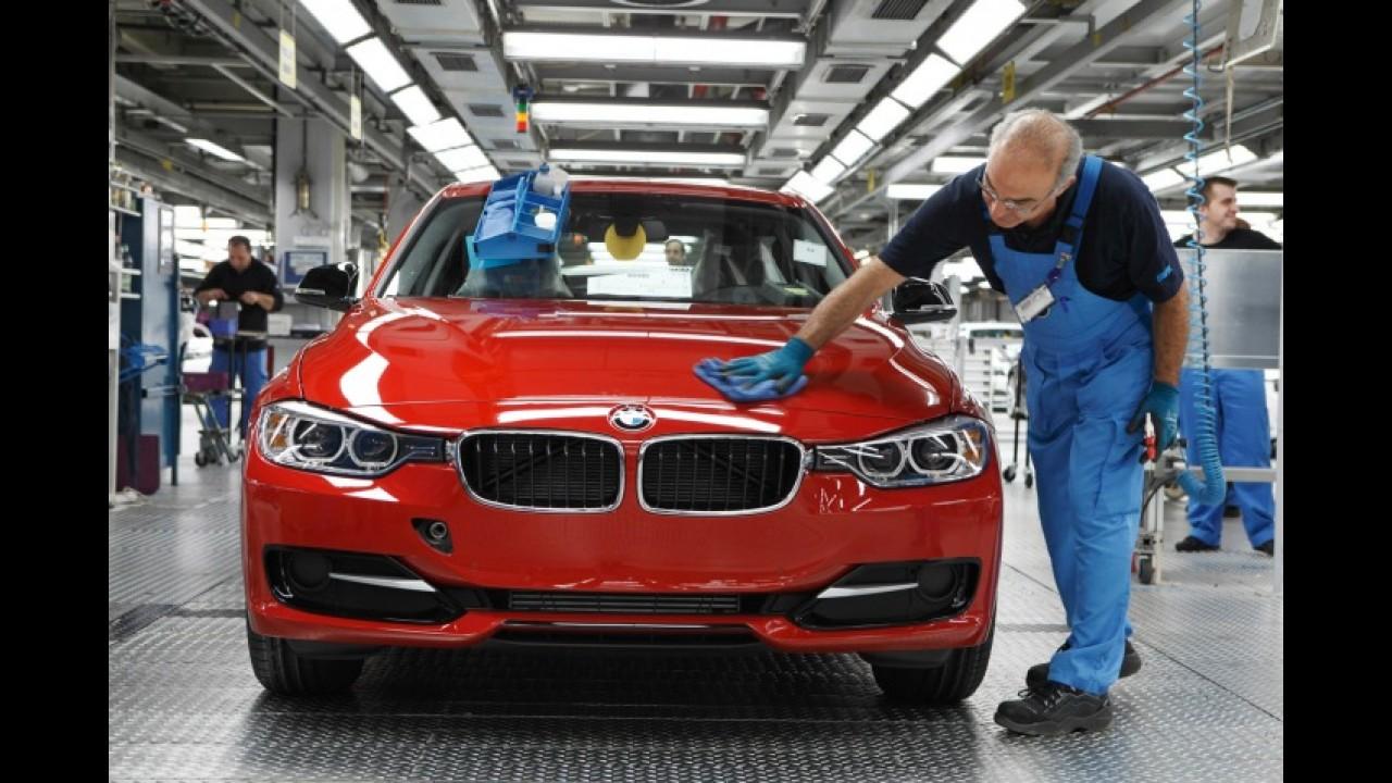 BMW teme prejuízo e pode desistir de fábrica no Brasil