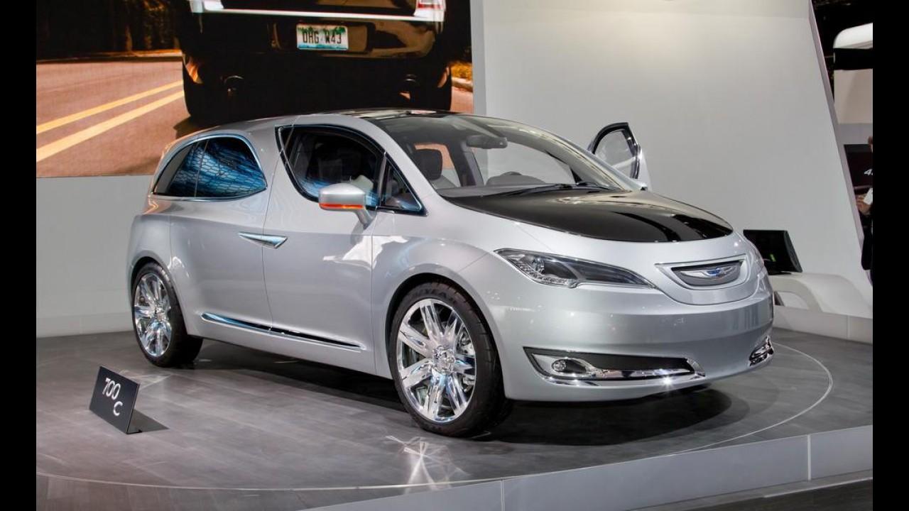 Chrysler deve apresentar nova geração da Town & Country no Salão de Detroit