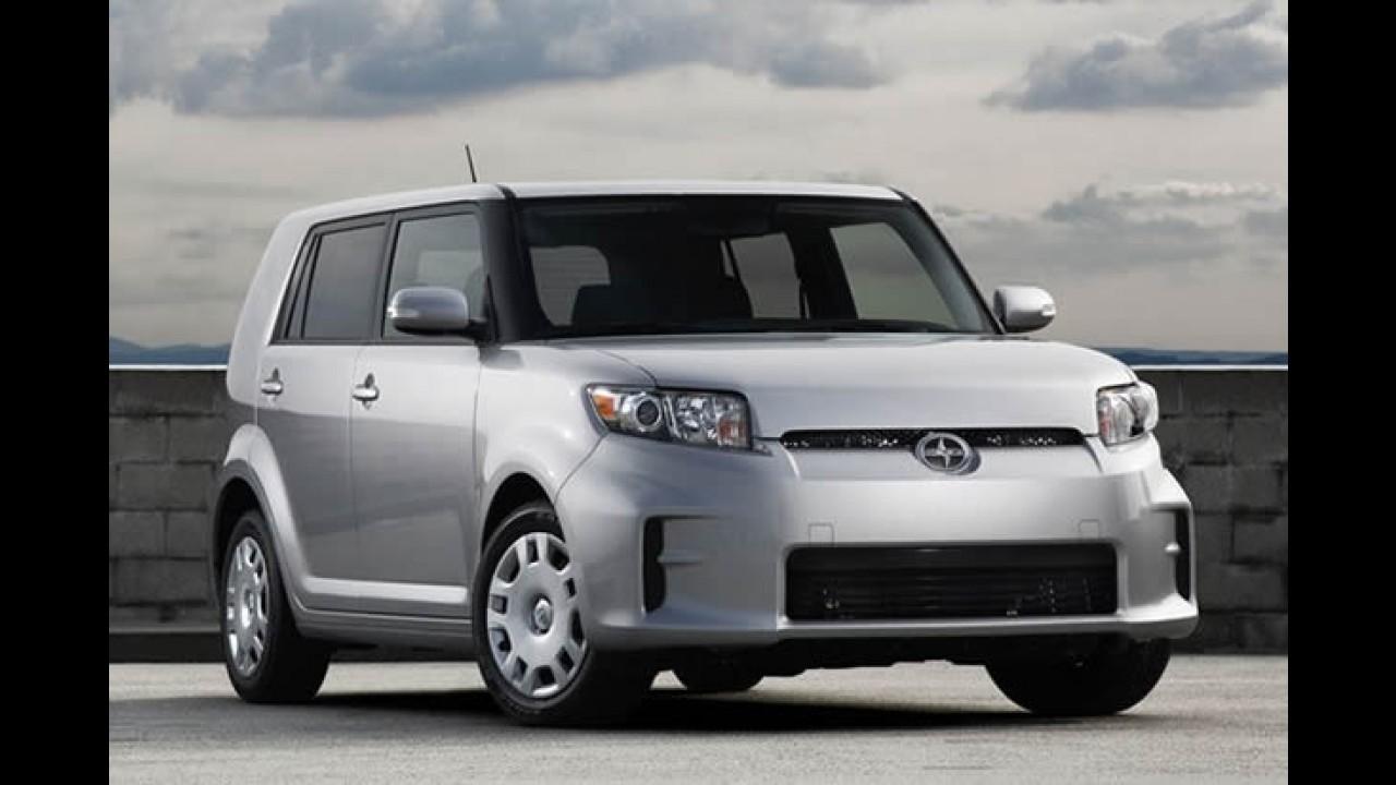 """Toyota contesta """"de novo"""" a liderança do Focus em 2012"""