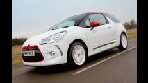 Citroën apresenta série especial Red para o compacto DS3 no Reino Unido