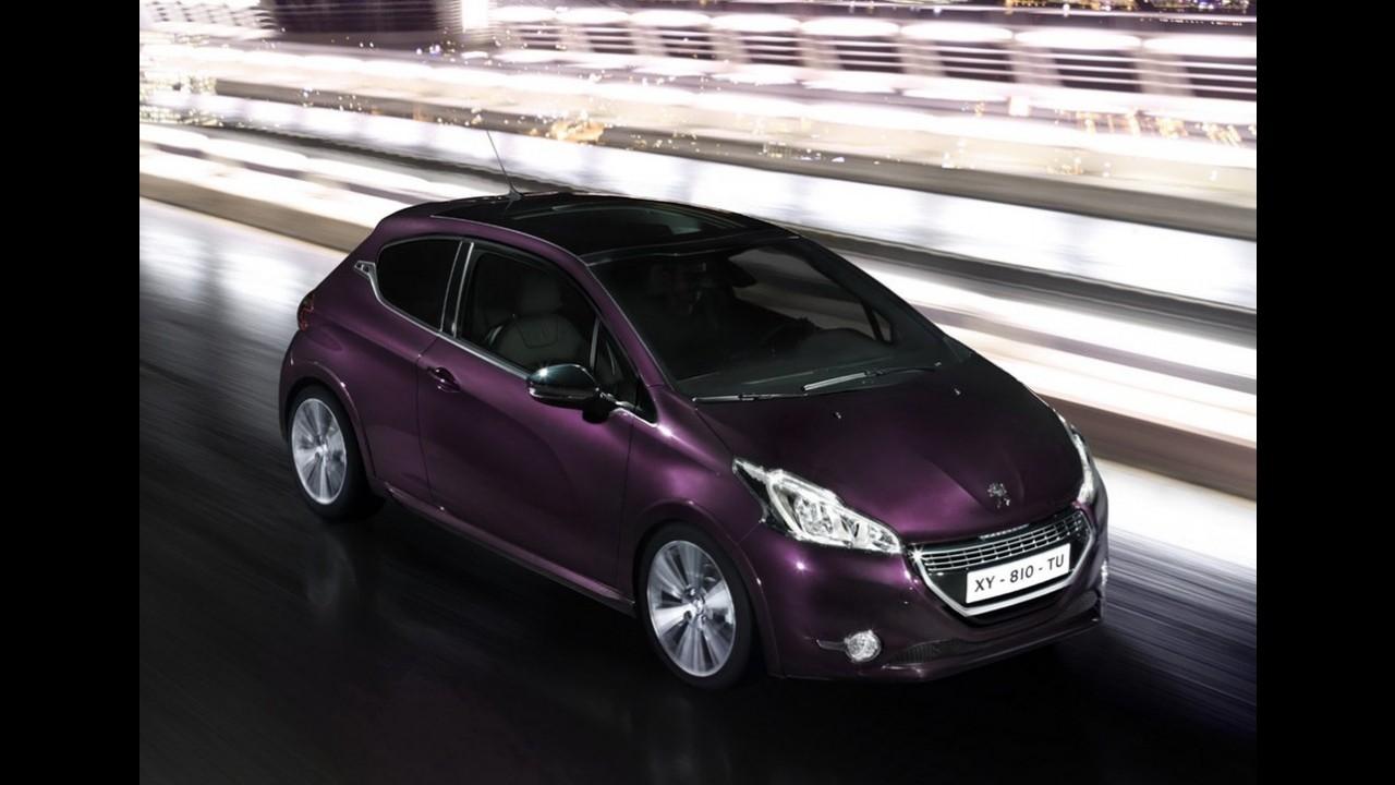 Novo Peugeot 208 também é apresentado em versão de luxo XY - Veja galeria de fotos