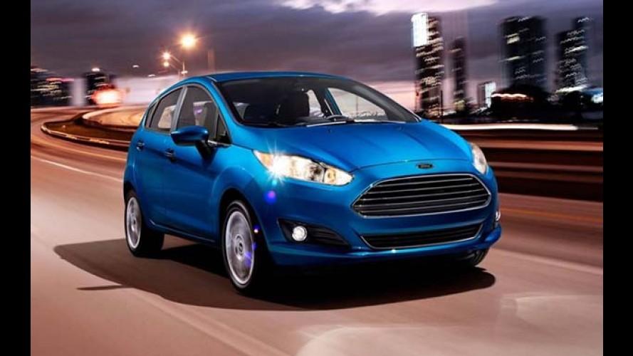 New Fiesta foi o carro mais vendido na Argentina em setembro