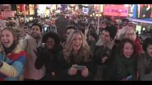 VÍDEO: Hyundai coloca jogo do Veloster na Times Square em Nova York
