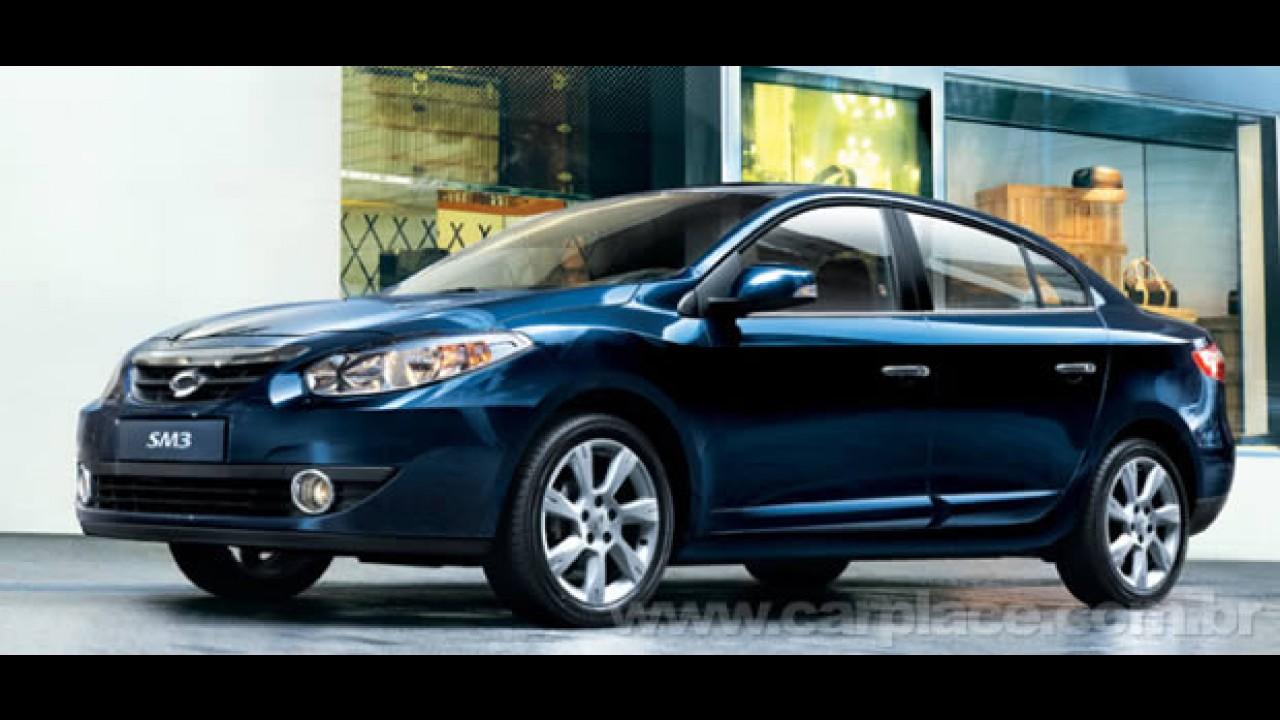 Receitas da Renault crescem quase 30% no 1º trimestre de 2010