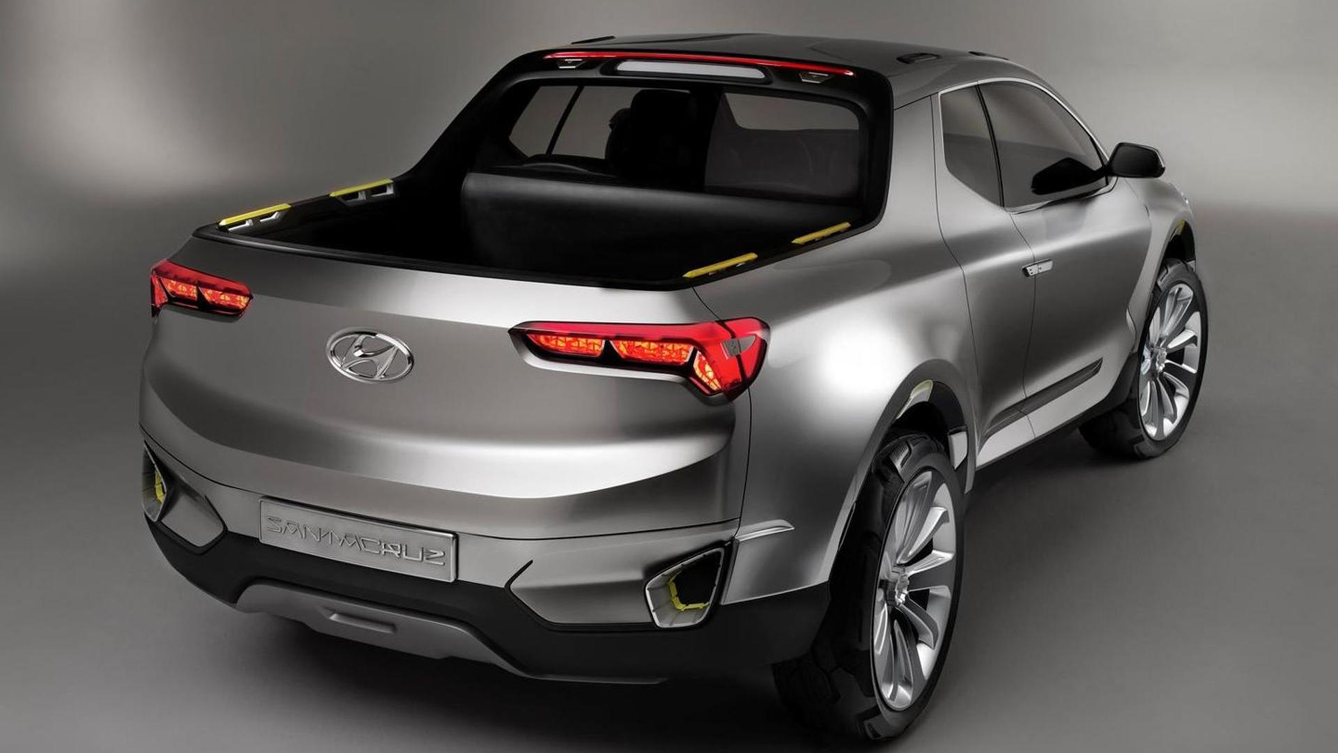 2020 Hyundai Santa Cruz Release Date, Price, Interior, Specs >> 2021 Hyundai Santa Cruz Render Proposes Stylish Pickup Truck