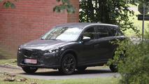 2015 / 2016 Mazda CX-5 facelift spy photo
