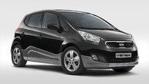 Kia Venga Crossover limited edition