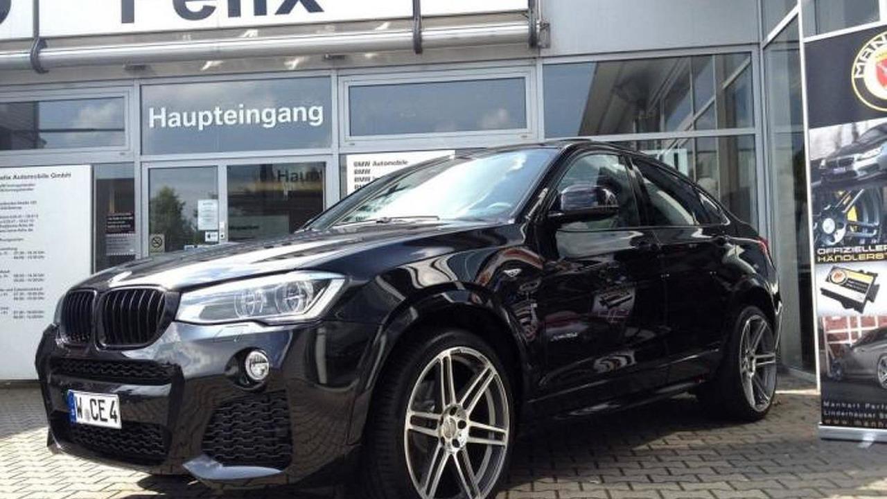 Manhart BMW X4