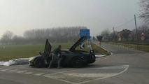 Lamborghini Aventador SV spy photo