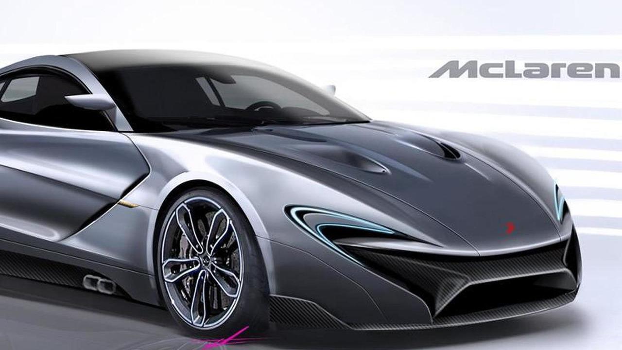 McLaren P15 render