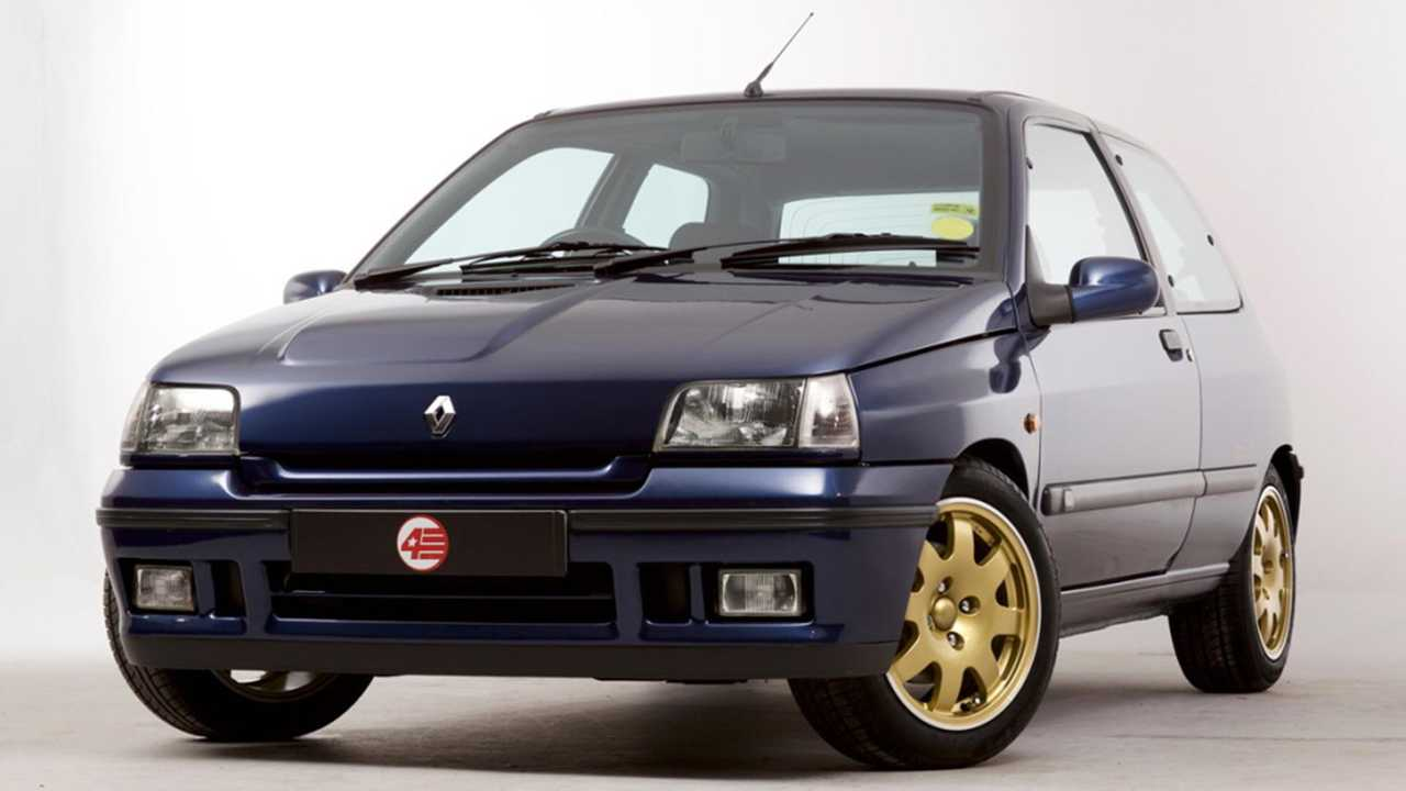 Renault Clio Williams 2
