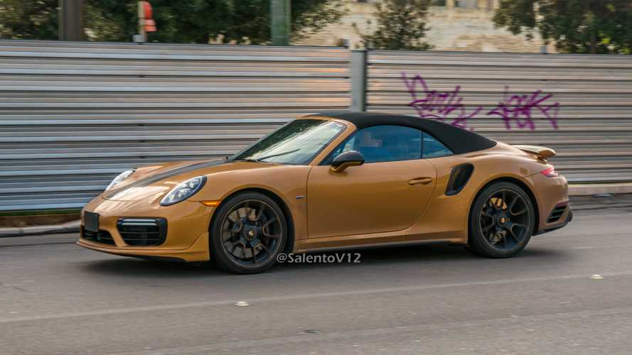 La Porsche 911 Turbo S Exclusive Series aussi en cabriolet ?