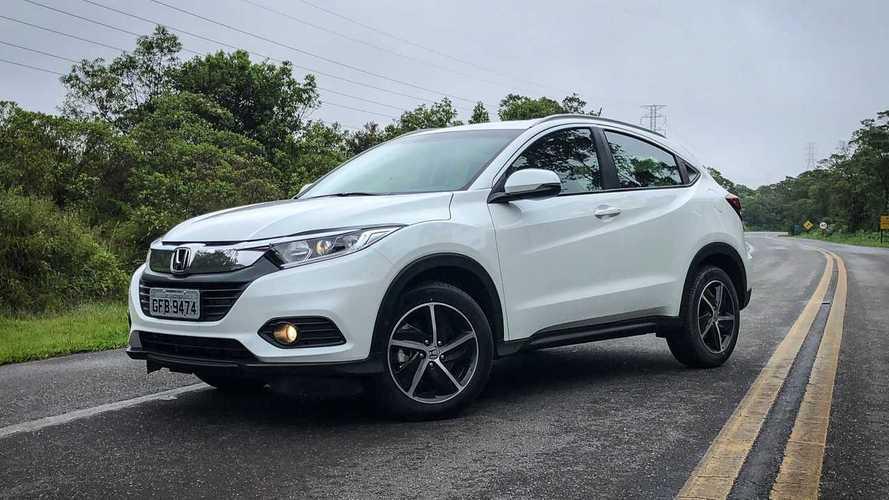 Honda HR-V alcança 200 mil unidades vendidas no Brasil