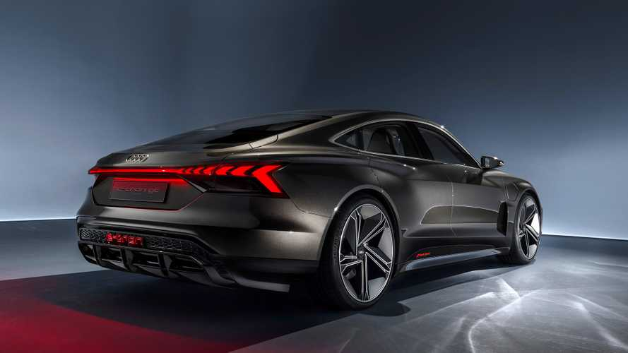 L'Audi e-tron GT Concept à l'affiche d'Avengers 4