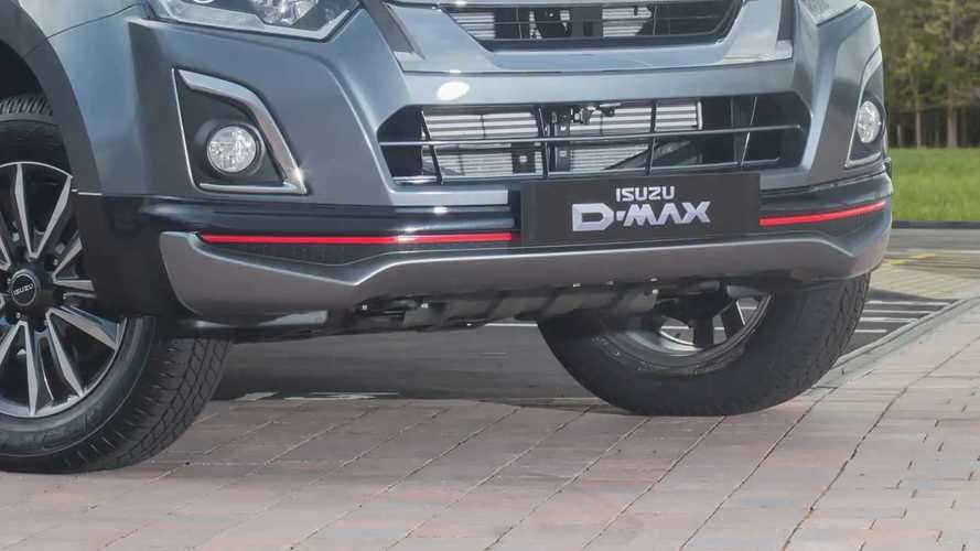 Isuzu D-Max Utah V-Cross Limited Edition