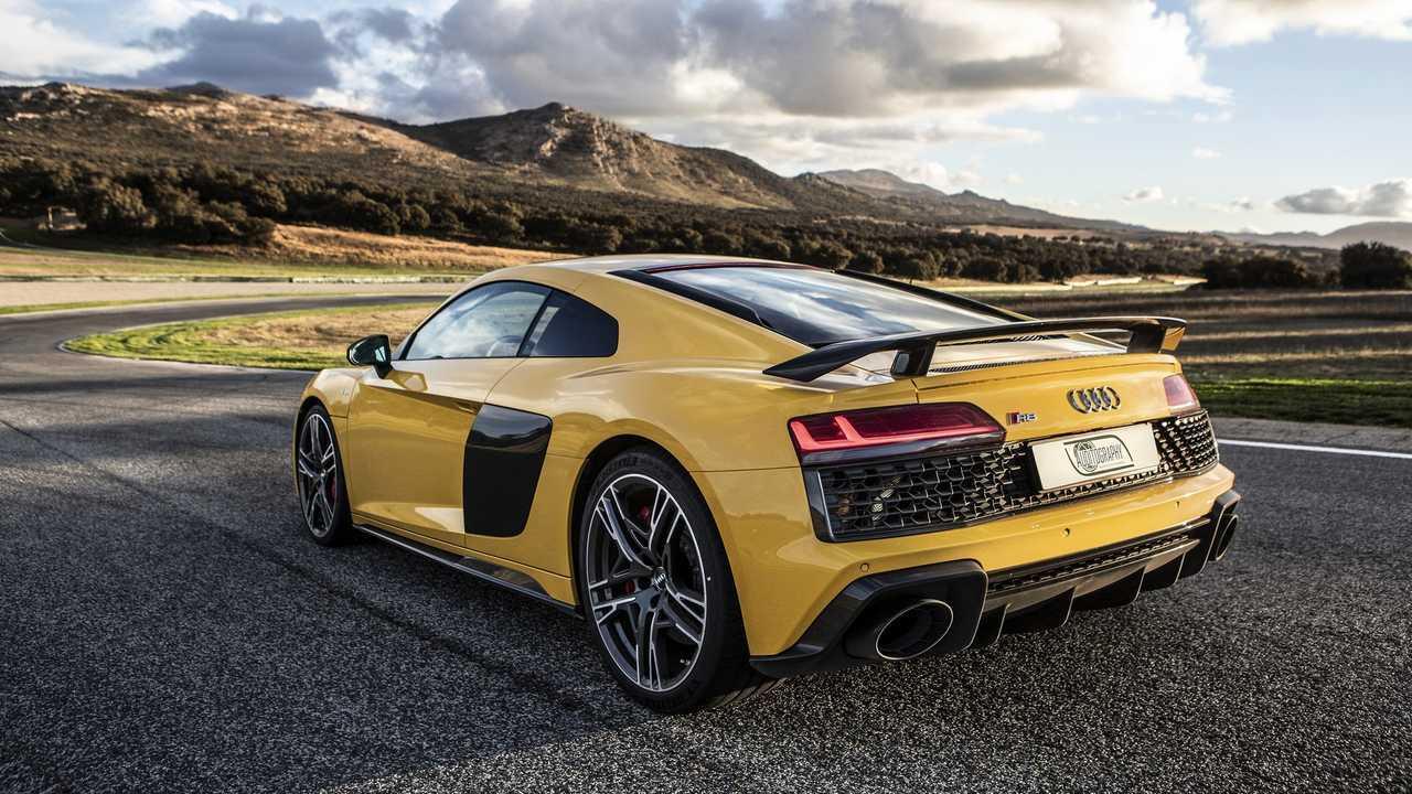 Kelebihan Kekurangan Audi R8 V10 Performance Top Model Tahun Ini