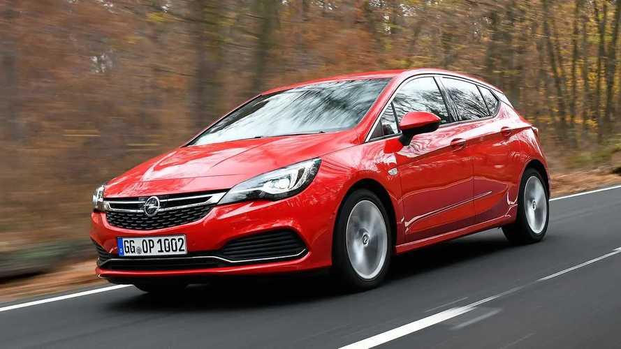Opel Astra und Opel Insignia (2018)