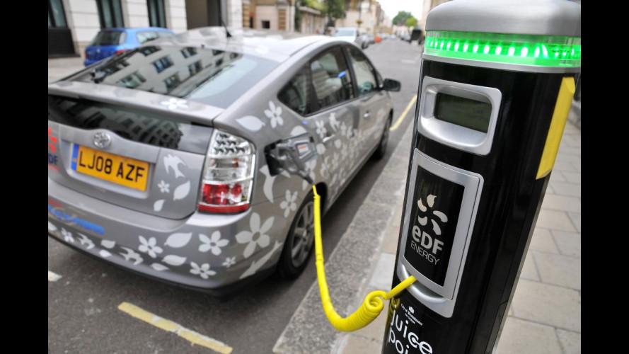 Toyota Prius plug-in anche per l'Europa